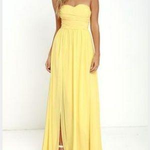 Lulu Dresses & Skirts - *SALE*Sweeheart neckline strapless summer must go
