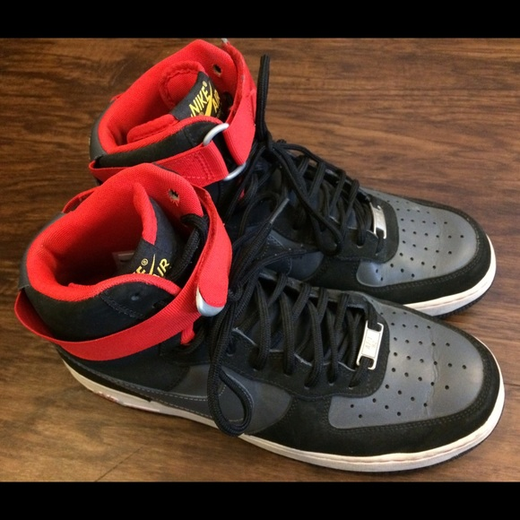 Nike Shoes Sale Mens High Top Air Force One 82 Af1 Poshmark