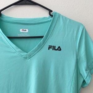 Fila Tops - FILA Sport V-Neck