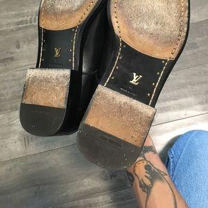 40dd3b6e686 Gorgeous Louis Vuitton Lace Up Dress Shoe