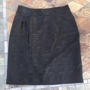 Apostrophe Dresses & Skirts - 🎁 NWOT Black Dressy Skirt