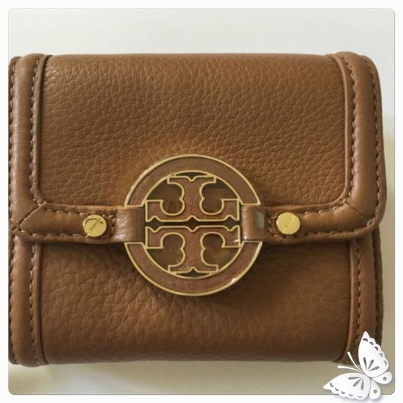 60dcfd5d2964 Tory Burch Bags   Nwt Tan Wallet   Poshmark