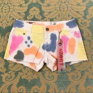 1st Kiss Pants - Mini Shorts 🦋