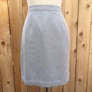 Sag Harbor Dresses & Skirts - Light Blue Pencil Skirt