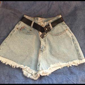 lei  Pants - Lei shorts