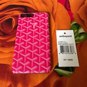 Goyard Accessories - Brand new goyard case for iPhone 6/6s+, 7 & 7Plus