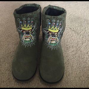 Ed Hardy Shoes - 🎉SALE🎉Ed Hardy boots