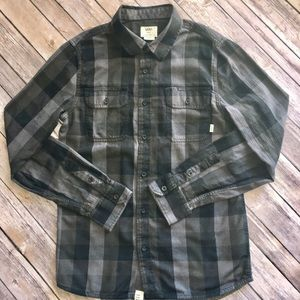 Vans Other - 💥WEEKEND SALE💥Vans - Men's Button Down Flannel