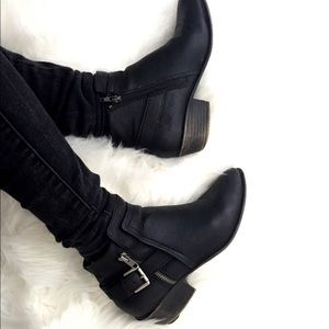 Steve Madden Shoes - Madden Hunttz Women's Black Booties