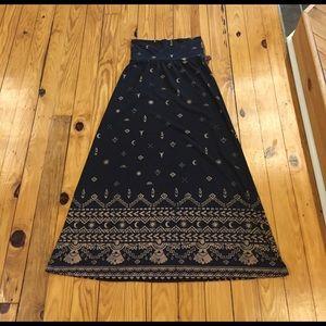Mossimo Supply Co. Dresses & Skirts - Tribal Maxi Skirt