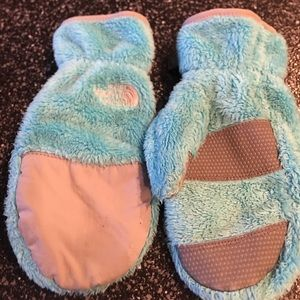 The North Face Other - Youth North Face mittens