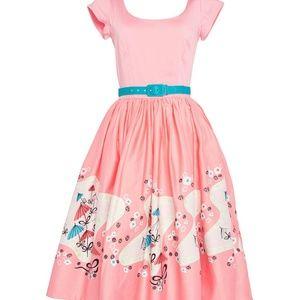 Pinup Girl Clothing Dresses & Skirts - Mary Blair Umbrella Dress