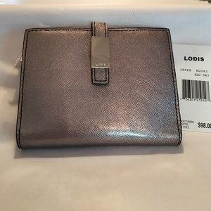 Lodis Handbags - NWT LODIS LEATHER WALLET🤑