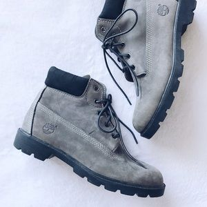 Timberland Other - Timberland Boots Grey Suede