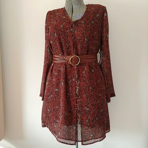 Carole Little Dresses & Skirts - Vintage Carole Little Dress size 14