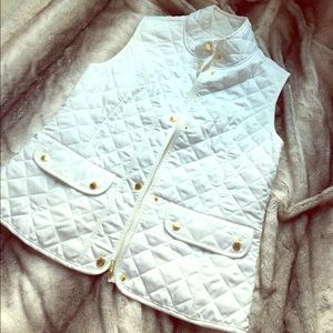 The Cambridge Satchel Company Jackets & Blazers - CAMBRIDGE QUILTED VEST