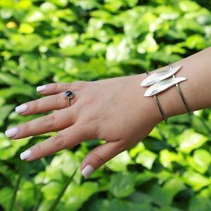 Jewelry - Feather Cuff Bracelet