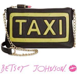 Betsey Johnson Handbags - Betsey Johnson Kitsch Flashing Lights Taxi Bag