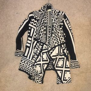 Aztec print sweater from Urban Outfitters