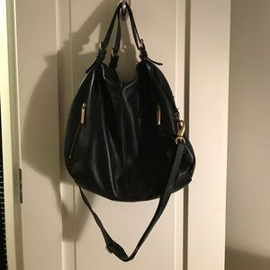 Cynthia Rowley Handbags - Black Boho Bag