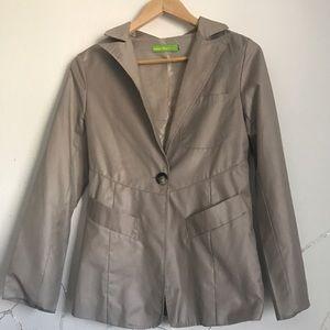 Jackets & Blazers - Tan beige blazer