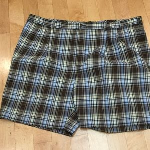 Roundtree & Yorke Other - LIKE NEW, perfect men's plaid golf shorts