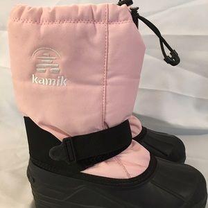 Kamik Other - Kamik girl's snow boots