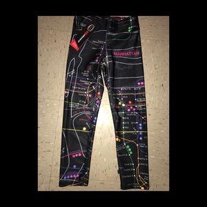Zara Terez Pants - Zara Terez Subway Leggings XS