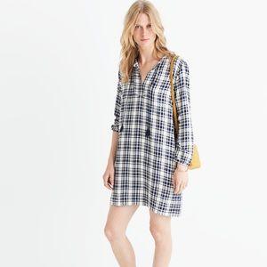 Madewell Dresses & Skirts - Final Price Madewell NWT Artiste Tunic Shift Dress