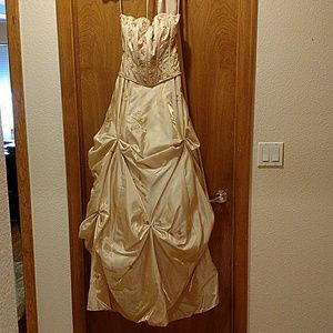 Womens Beauty And The Beast Inspired Prom Dress On Poshmark