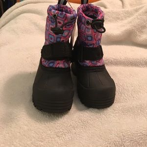 Northside Other - Toddler girls size 5 winter boots