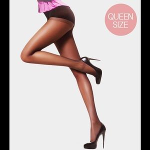 boutique Accessories - Queen size coffee pantyhose