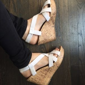 Shoes - Montego Bay Club Wedges
