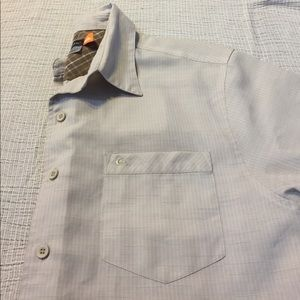 Quiksilver Other - ‼️LAST CHANCE ‼️Quiksilver beige button down shirt