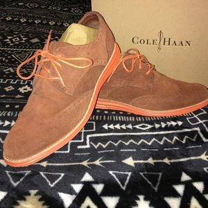 Cole Haan Shoes - Cole Haan Lunargrand Wingtip