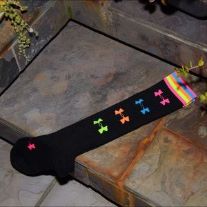 Under Armour Other - Tall Neon Under Armour Socks