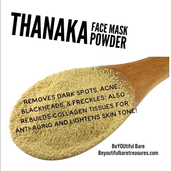 100% Pure Thanaka Powder