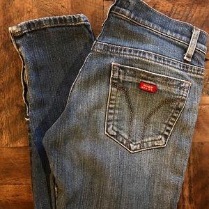HTF Rare Vintage Miss Sixty JLot Skinny Zip Ankle