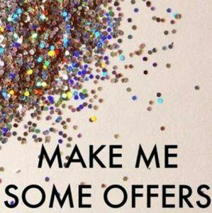 ✨ Make An Offer ✨