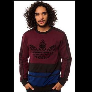 Adidas Other - ❗️FINAL REDUCTION❗️Vintage Filigree Art Crewneck⚡️