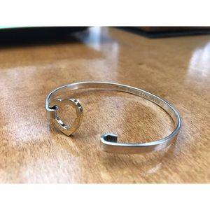 Tiffany & Co. Jewelry - 🆕 Gold Heart Tiffany & Co Bracelet