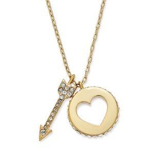 kate spade Jewelry - Kate Spade 12K Pendant