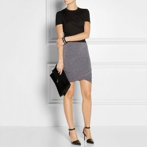T by Alexander Wang Dresses & Skirts - Ruched Skirt, T by Alexander Wang