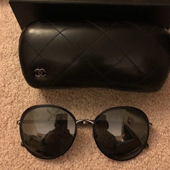 328611f8bd58 CHANEL Accessories - Chanel mirror sunglasses