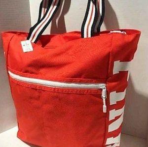 PINK Victoria's Secret Handbags - VICTORIA'S SECRET PINK ZIP TOTE BAG.