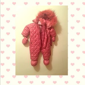 Add Down Other - Jacket for babies