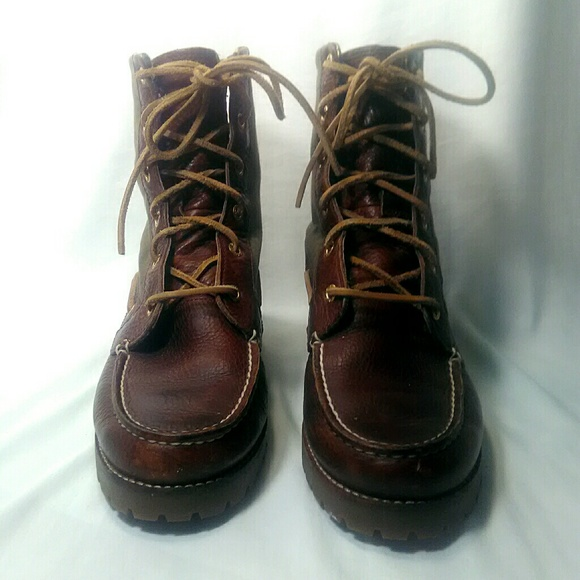 Sperry Shoes | Leather Sperry Boots