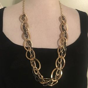 Chico's Jewelry - CHICO'S BEADED CHAINS NECKLACE