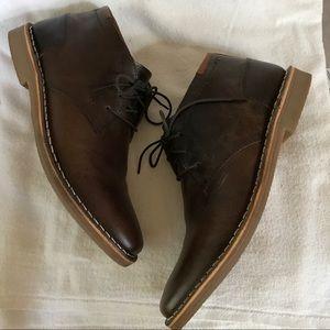 Steve Madden Other - Men's Steve Madden Hestonn Dk. Brown Boots Size 10