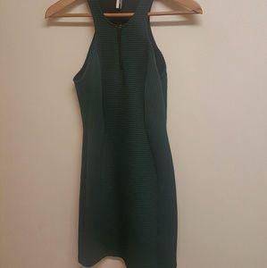 Topshop Dresses - Teal and Black Dress!
